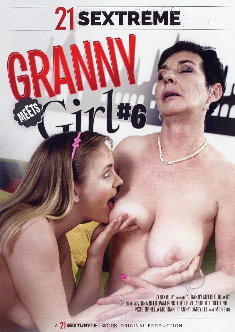 Granny Meets Girl 06